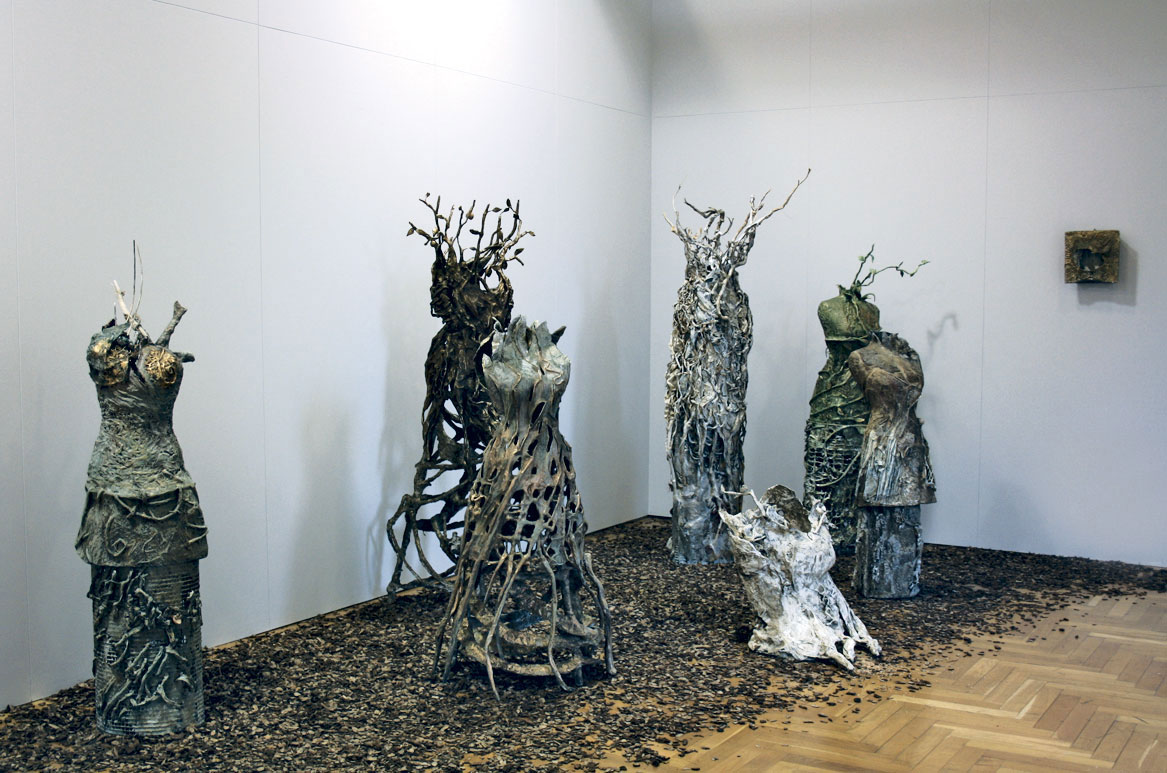 Silvia Cibaldi, Donne albero